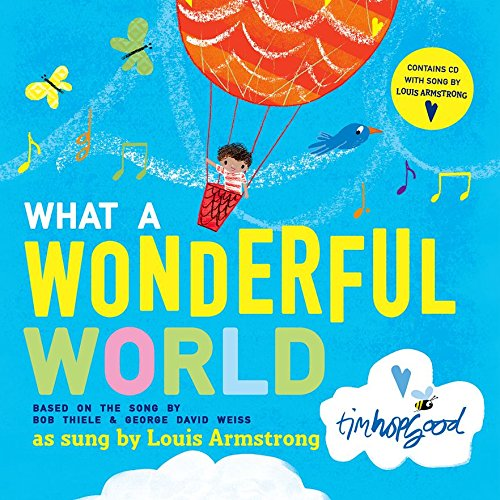 9780192736901: What a Wonderful World Hardback & CD
