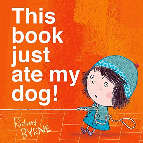 9780192737281: This Book Just Ate My Dog!