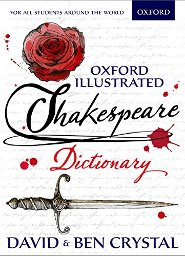 9780192737502: Oxford Illustrated Shakespeare Dictionary