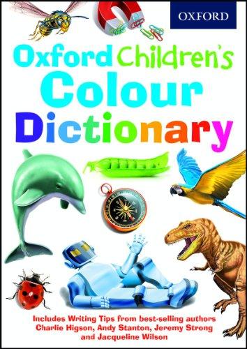 9780192737540: Oxford Children's Colour Dictionary