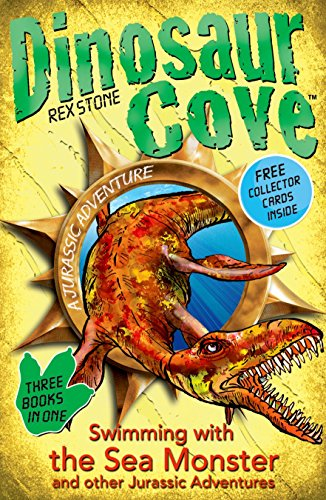 9780192737885: Dinosaur Cove: Swimming with the Sea Monster and other Jurassic Adventures