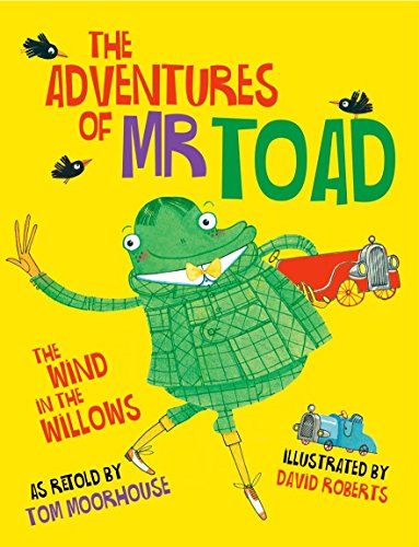 9780192738684: The Adventures of Mr Toad