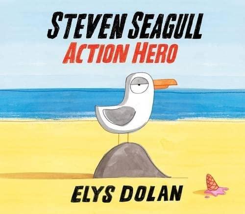 9780192738707: Steven Seagull Action Hero