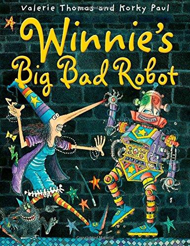 9780192738721: Winnie's Big Bad Robot (Winnie the Witch)
