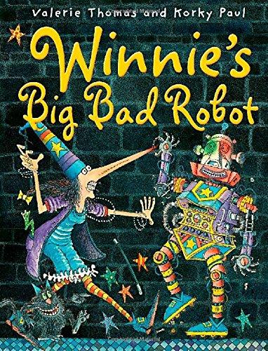 9780192738738: Winnie's Big Bad Robot (Winnie the Witch)