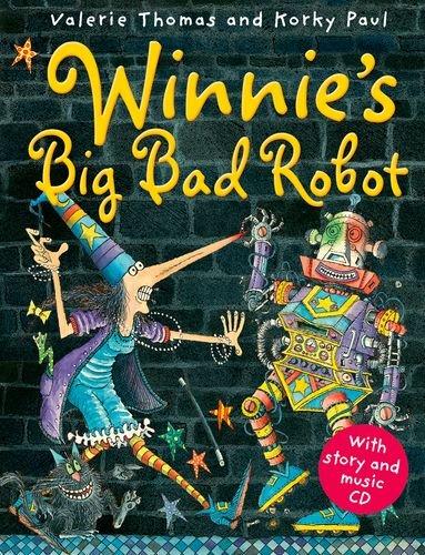 9780192738745: Winnie's Big Bad Robot (Winnie the Witch)