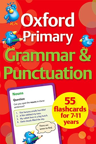9780192738974: Oxford Primary Grammar & Punctuation Flashcards