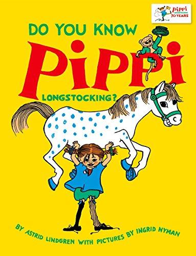 9780192739032: Do You Know Pippi Longstocking?