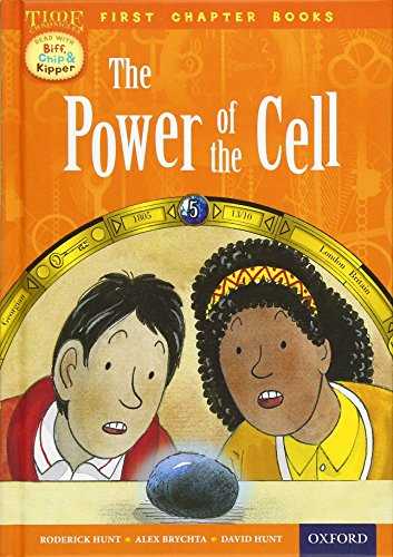 9780192739094: Read With Biff, Chip and Kipper: Level 11 First Chapter Books: The Power of the Cell