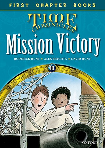 9780192739148: Oxford Reading Tree Read with Biff, Chip and Kipper: Level 11 First Chapter Books: Mission Victory