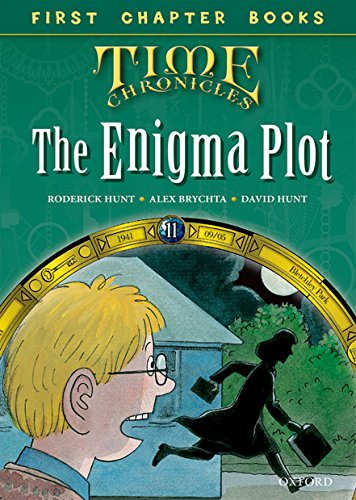 9780192739155: Oxford Reading Tree Read with Biff, Chip and Kipper: Level 12 First Chapter Books: The Enigma Plot