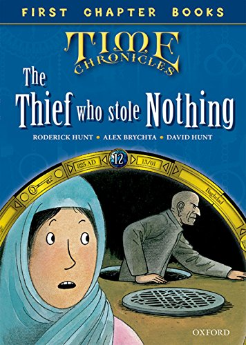 9780192739162: Oxford Reading Tree Read with Biff, Chip and Kipper: Level 12 First Chapter Books: The Thief Who Stole Nothing