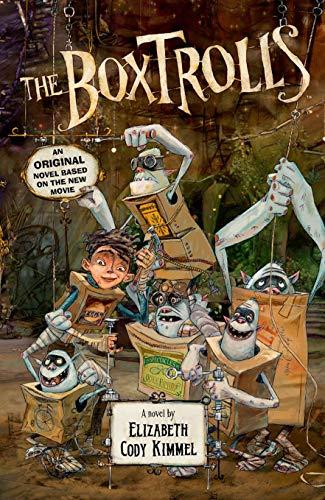 9780192739452: The Boxtrolls novelization