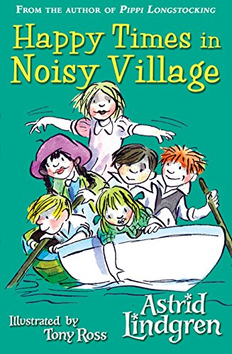 9780192739476: Happy Times in Noisy Village