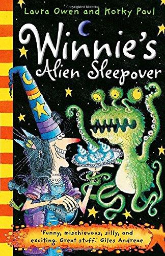 9780192739650: Winnie's Alien Sleepover (Winnie the Witch)