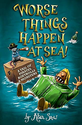 9780192739704: Worse Things Happen at Sea!