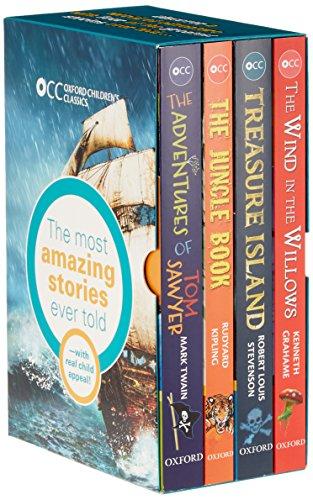 9780192739827: Oxford Children's Classics World of Adventure box set