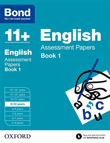 9780192740038: Bond 11+: English: Assessment Papers