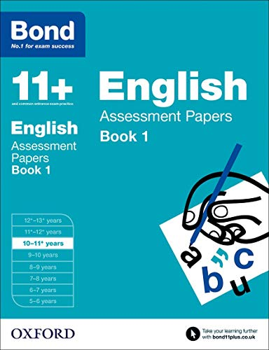 9780192740052: Bond 11+: English: Assessment Papers