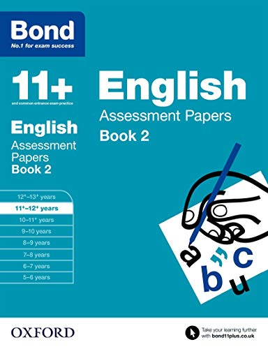 9780192740083: Bond 11+: English: Assessment Papers Book 2