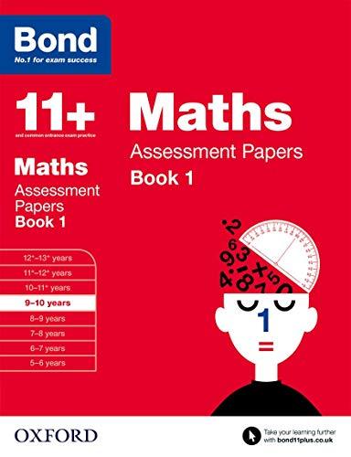9780192740144: Bond 11+: Maths: Assessment Papers: 9-10 Book 1