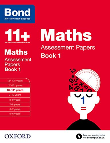 9780192740168: Bond 11+: Maths: Assessment Papers Book 1