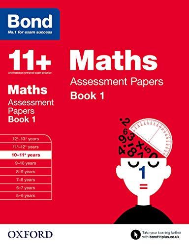 9780192740168: Bond 11+: Maths: Assessment Papers Book 1