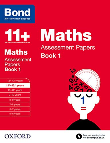 9780192740182: Bond 11+: Maths: Assessment Papers Book 1