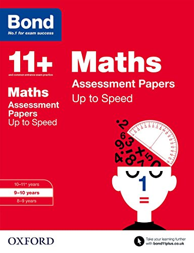 9780192740953: Bond 11+: Maths: Up to Speed Practice: 9-10 years