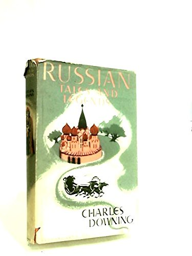 9780192741066: Russian Tales and Legends (Myths & Legends)