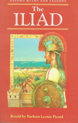 9780192741479: The Iliad of Homer (Oxford Myths and Legends)