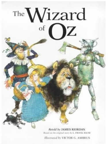 9780192741882: The Wizard of Oz