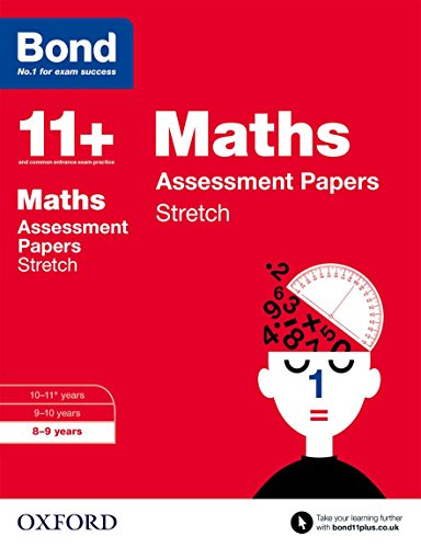 9780192742117: Bond 11+: Maths: Stretch Papers