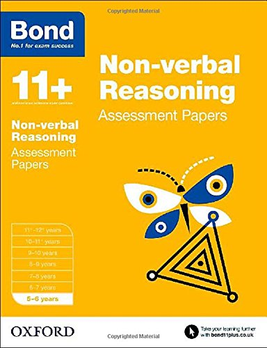 9780192742209: Bond 11+: Non-verbal Reasoning: Assessment Papers: 5-6 years