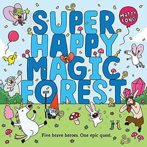 9780192742940: Super Happy Magic Forest