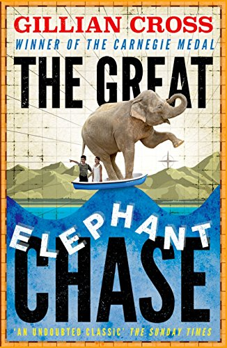 9780192743053: The Great Elephant Chase