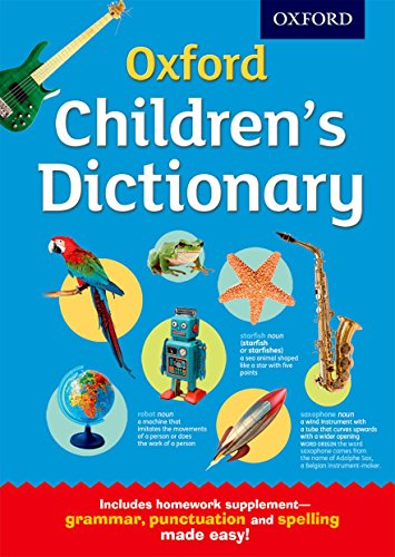 9780192744012: Oxford Children's Dictionary