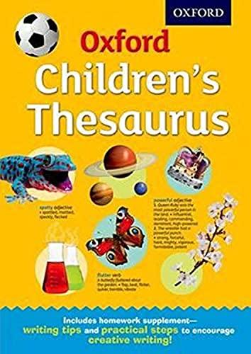 9780192744029: Oxford Children's Thesaurus