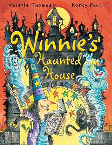 9780192744067: Winnie's Haunted House