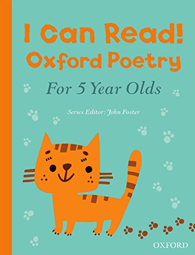 9780192744708: I Can Read! Oxford Poetry for 5 Year Olds