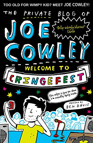 9780192744814: The Private Blog of Joe Cowley: Welcome to Cringefest (Private Blog of Joe Cowley 3)