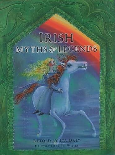 Irish Myths & Legends (Oxford Myths &: Ita Daly