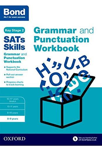 9780192745590: Bond SATs Skills: Grammar and Punctuation Workbook: 8-9 years