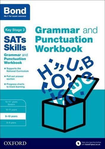 9780192745606: Bond Sats Skills: Grammar and Punctuation Workbook