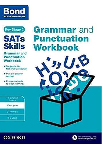 9780192745613: Bond Sats Skills: Grammar and Punctuation Workbook