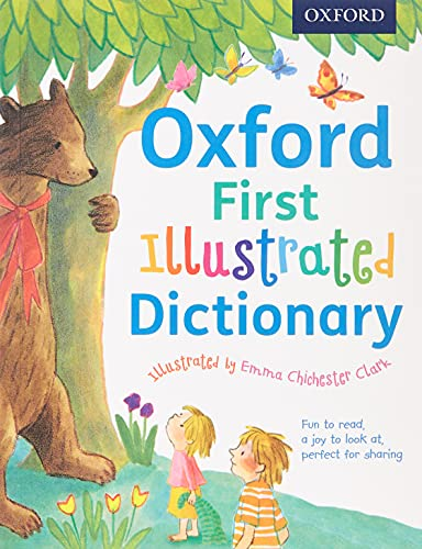 9780192746047: Oxford First Illustrated Dictionary