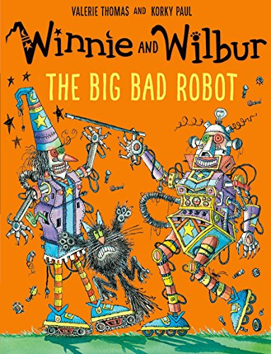 9780192748171: Winnie and Wilbur: The Big Bad Robot