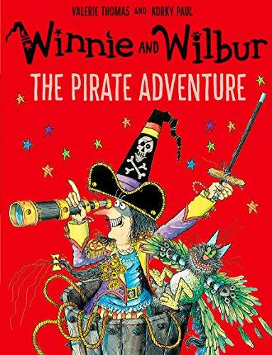 9780192748188: Winnie and Wilbur: The Pirate Adventure