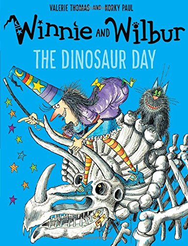 9780192748195: Winnie and Wilbur: The Dinosaur Day