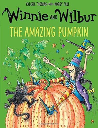 9780192748201: Winnie and Wilbur: The Amazing Pumpkin (Winnie & Wilbur)
